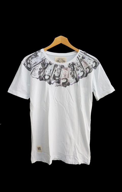 Worn By【MONEY T-SHIRT-IAN BROWN-】(15B-1-RH-0651)