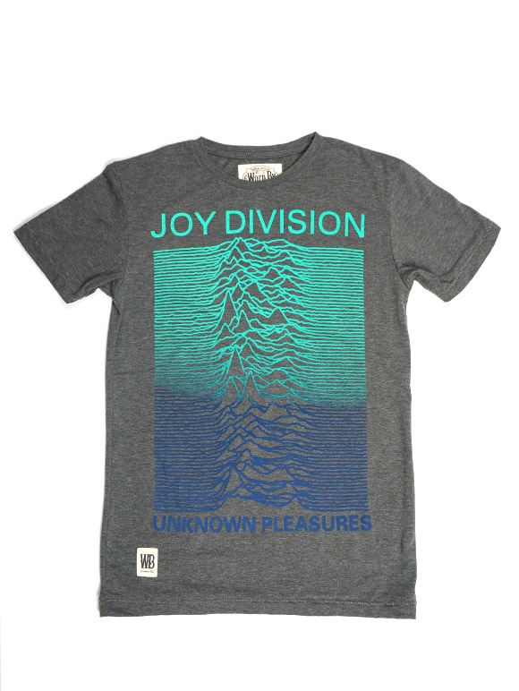 Worn By【Unknown Pleasures -JOY DIVISION-】(15B-1-RH-0718)