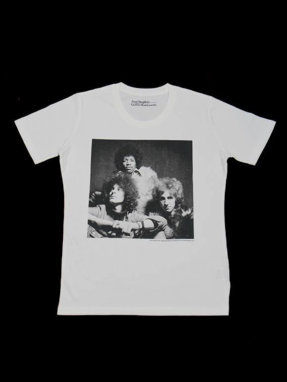 JIM HENDRIX【ジミ・ヘンドリックス】オフィシャルTシャツ(14B-1-RH-0082)