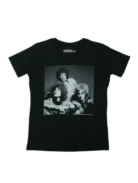 JIM HENDRIX【ジミ・ヘンドリックス】オフィシャルTシャツ(14B-1-RH-0077)