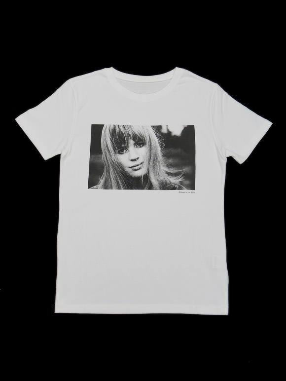 MARIANNE FAITHFULL【マリアンヌ・フェイスフル】オフィシャルTシャツ(14B-1-RH-0600)