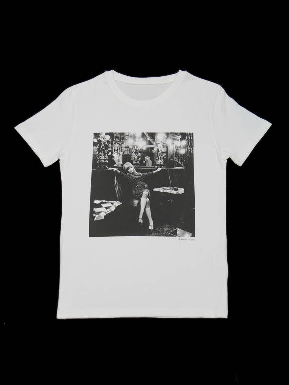 MARIANNE FAITHFULL【マリアンヌ・フェイスフル】オフィシャルTシャツ(14B-1-RH-0591)