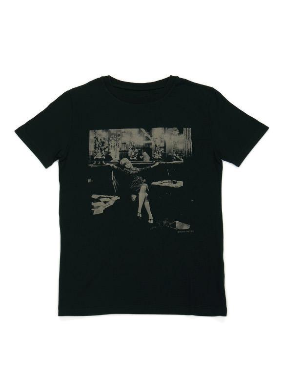 MARIANNE FAITHFULL【マリアンヌ・フェイスフル】オフィシャルTシャツ(14B-1-RH-0596)
