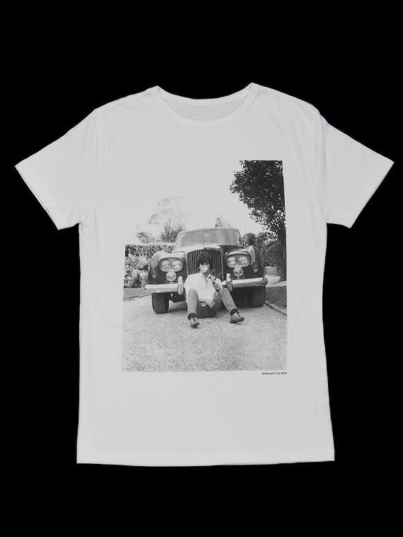 THE ROLLING STONES【キース・リチャーズ】オフィシャルTシャツ(15B-1-RH-0605)