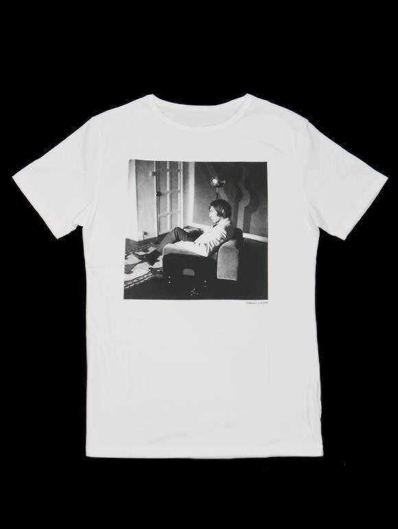 THE ROLLING STONES【チャーリー・ワッツ】オフィシャルTシャツ(15B-1-RH-0610)