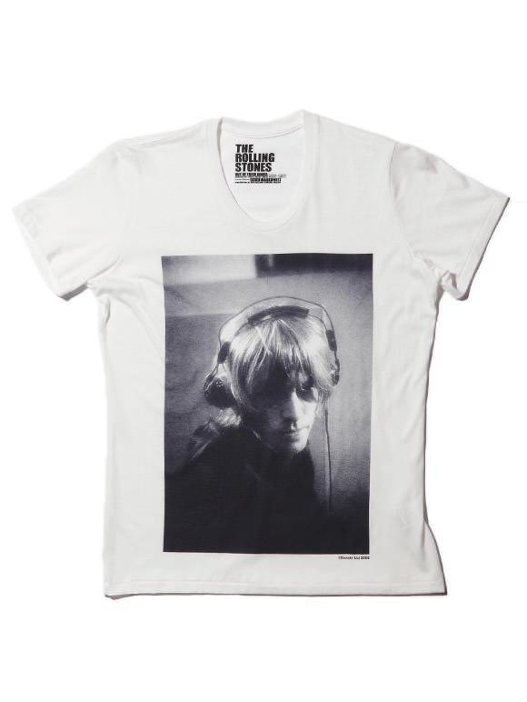 BRIAN JONES【ブライアンジョーンズ】オフィシャルTシャツ(14B-1-RH-0047)