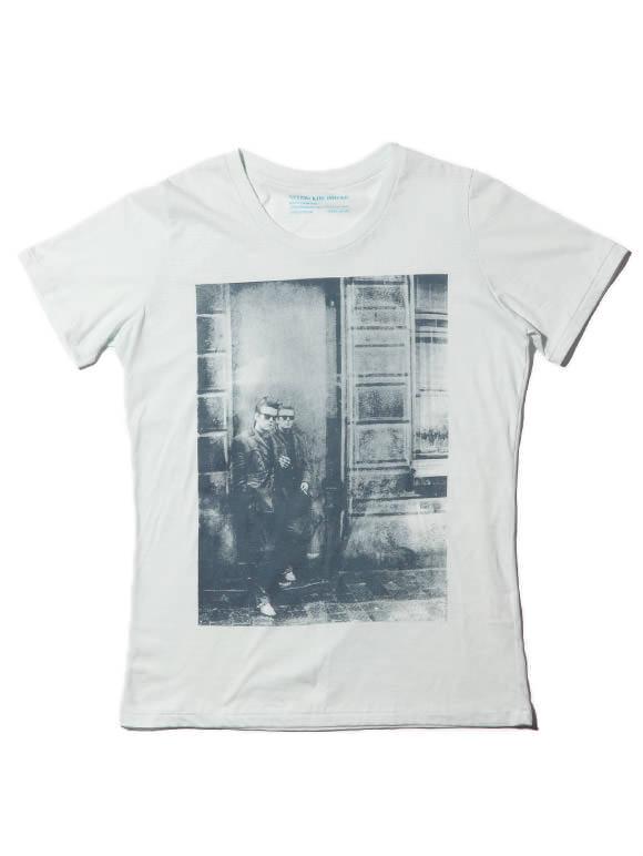 Astrid Kirchherr【アストリッド・キルヒャー】オフィシャルTシャツ(14B-1-RH-0067)