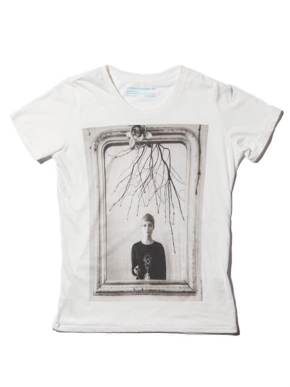Astrid Kirchherr【アストリッド・キルヒャー】オフィシャルTシャツ(14B-1-RH-0062)