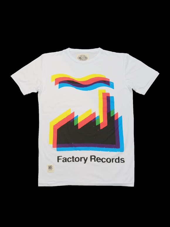 Worn By【FACTORY RECORDS】(15B-1-RH-0666)