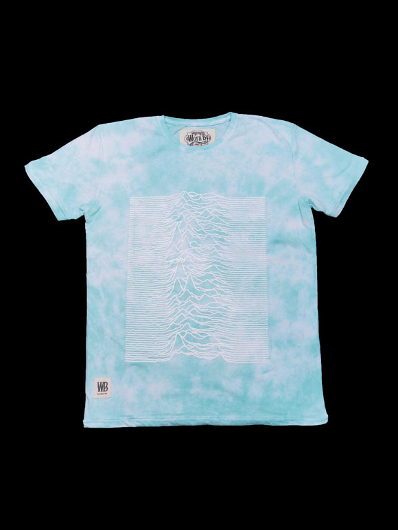 Worn By【Unknown Pleasures -JOY DIVISION-】(15B-1-RH-0721)