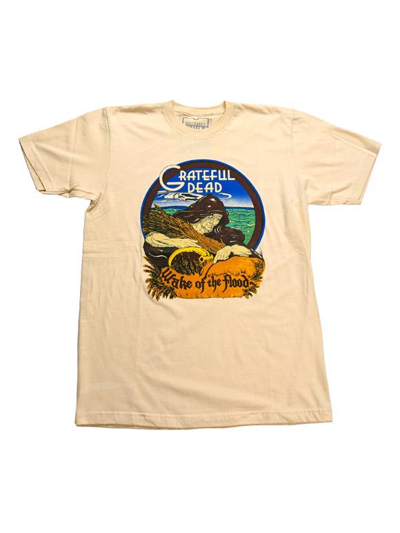 フィルモア オフィシャルTシャツ Grateful Dead Men's Retro T-Shirt(14B-1-RH-00253)