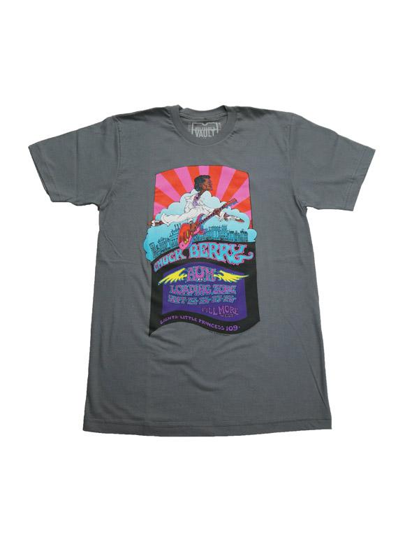 フィルモア オフィシャルTシャツ Big Brother and the Holding Company Men's Retro T-Shirt(14B-1-RH-0026)