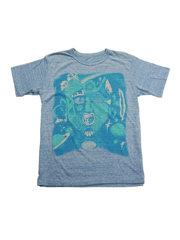 フィルモア オフィシャルTシャツ The Paul Butterfield Blues Band Men's Retro T-Shirt(14B-1-RH-00290)