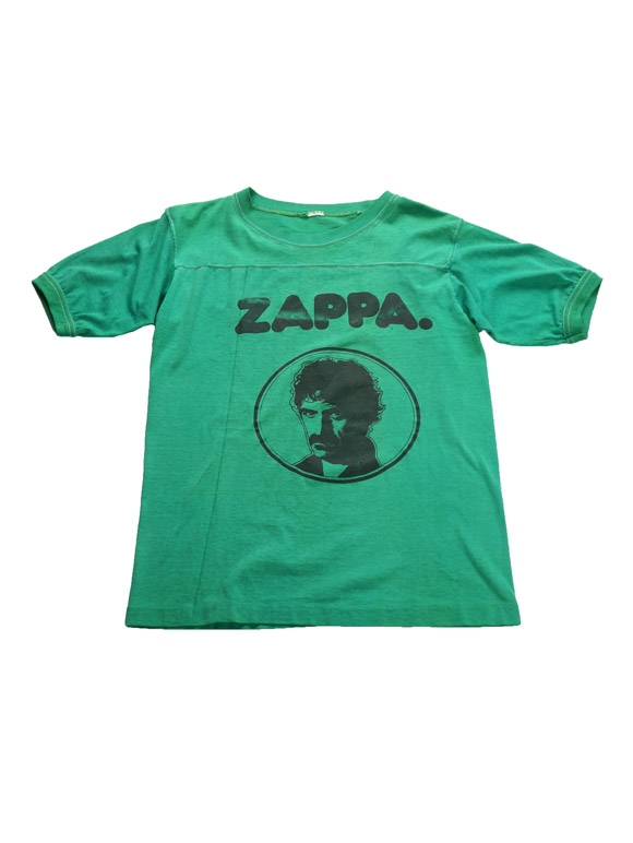Frank Zappa Vintage T-Shirt(14B-1-RH-0396)