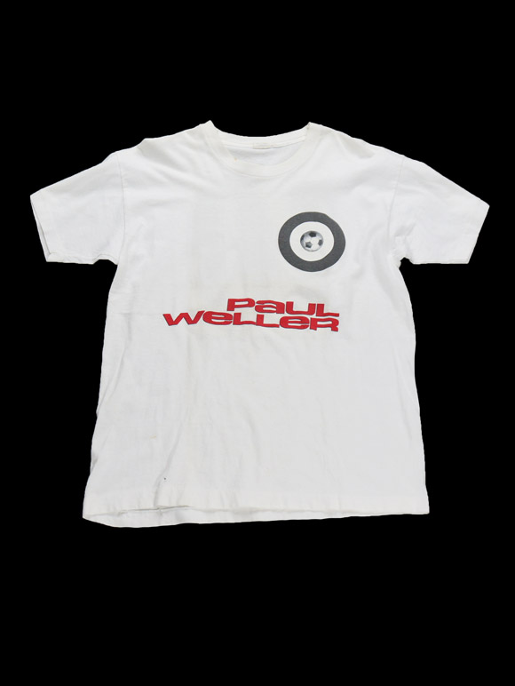The Jam【Paul Weller】Vintage T-Shirt(ITK43)