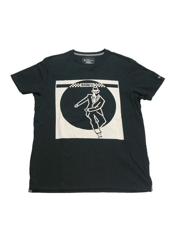 BEN SHERMAN The Madness collection T-Shirt Black(14B-1-RH-0165)