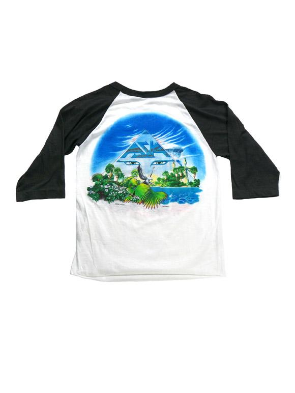 Asia Vintage ラグランT-Shirt(ITK94)