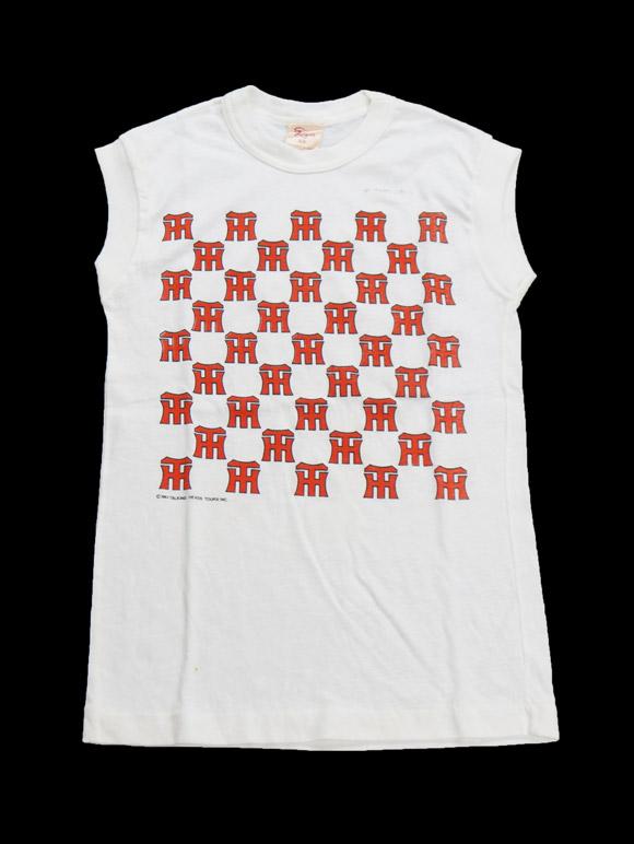 トーキング・ヘッズ ロックTシャツ(ITK91)