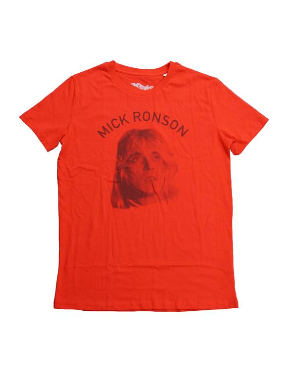 1977 DEBBIE HARRY WITH BOB CRUEN MICK RONSON T-shirt(16B-1-RH-0794)