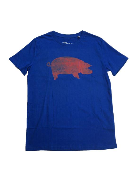 1977 DAVID GILMOUR T-shirt(16B-1-RH-0857)