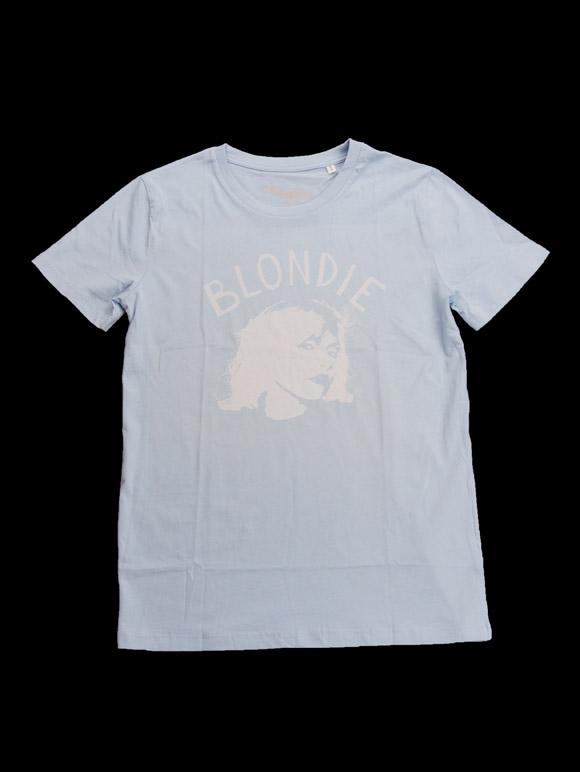 1978 JOAN JETT BLONDIE T-shirt(16B-1-RH-0872)