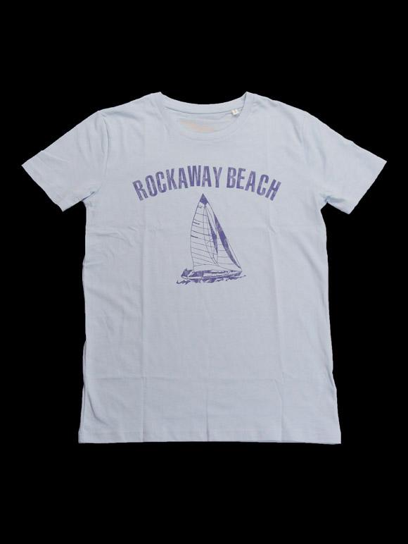1977 JOHNNY RAMONE ROCKAWAY BEACH T-shirt(16B-1-RH-0908)