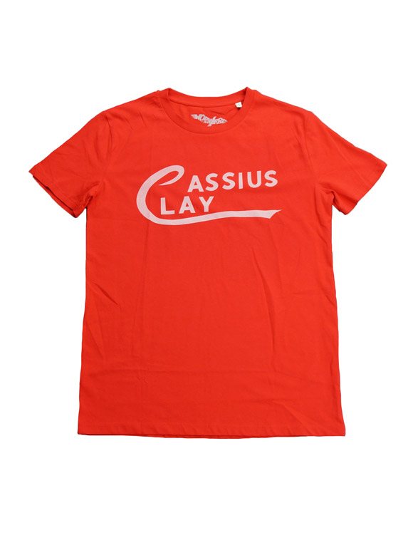 1961 MUHAMMAD ALI CASSIUS CLAY T-shirt(16B-1-RH-0911)