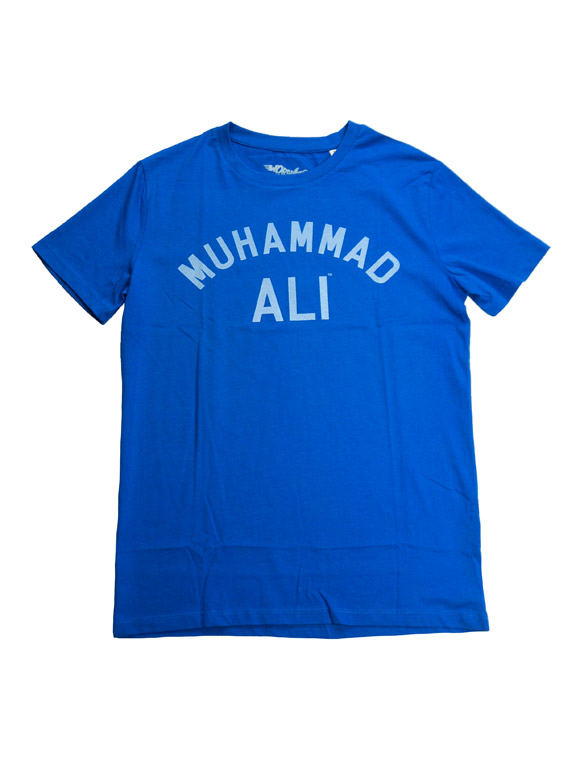 1974 MUHAMMAD ALI T-shirt(16B-1-RH-09141974)