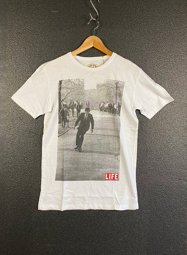Worn By【LIFE SKATER T-shirts】(17B-1-RH-0949)