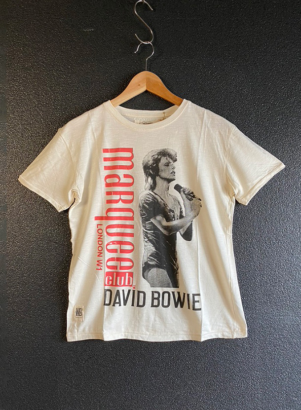 Worn By【DAVID BOWIE AT THE MARQUEE】(16B-1-RH-0781)