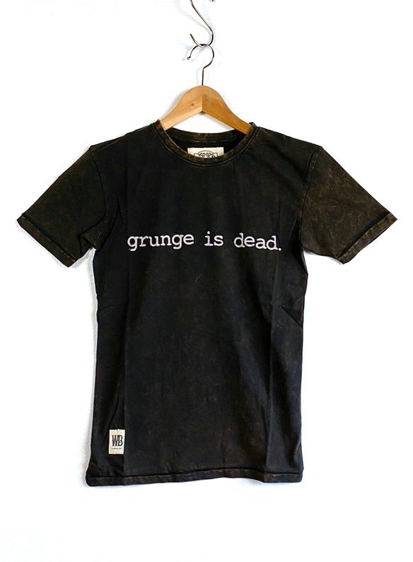 Worn By【GRUNGE IS DEAD】(16B-1-RH-0768)